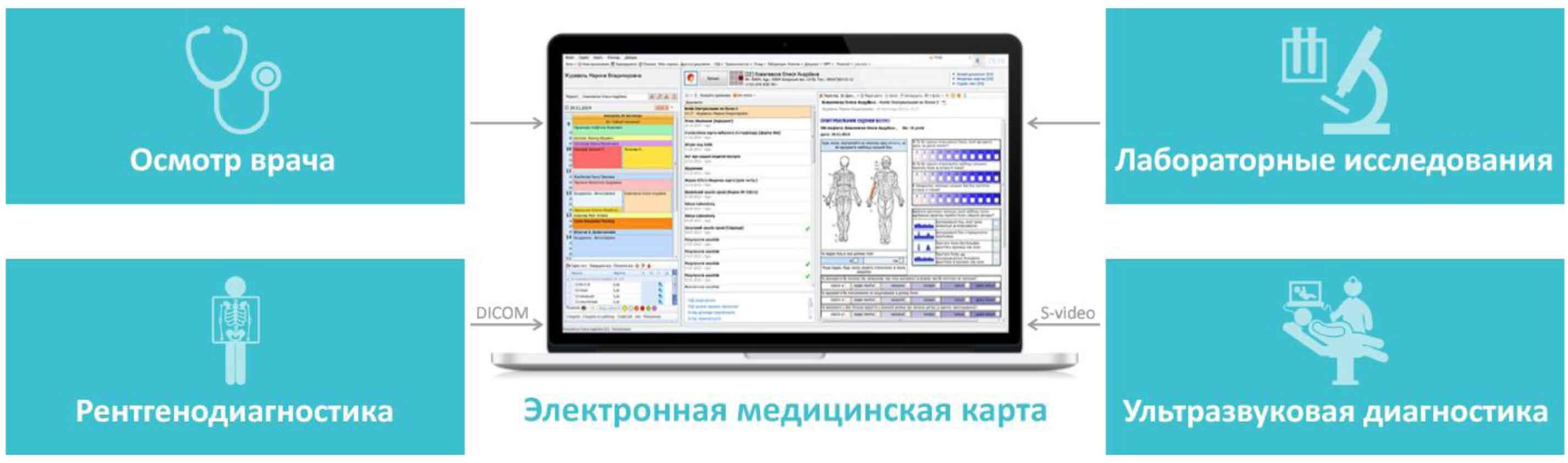 программа для медицинских учреждений