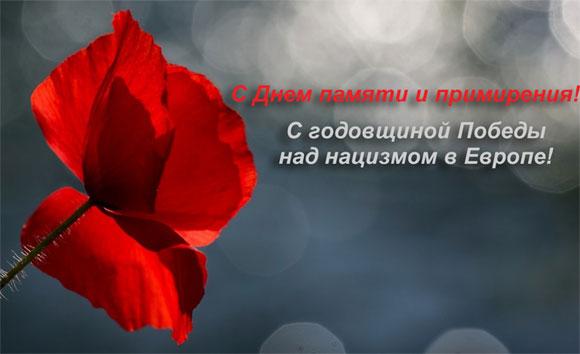 С Днем памяти и примирения